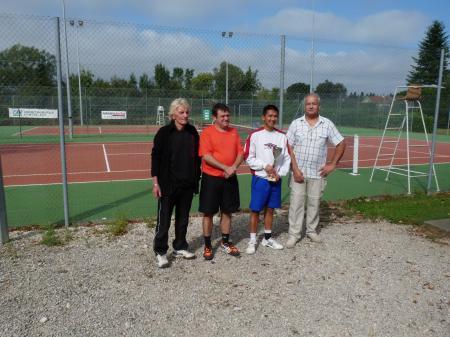 Tournoi Seniors + 2014